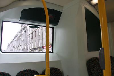 29001 interior - note no branding on the rear window