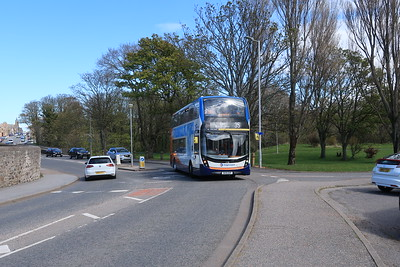 11170 in Buckie on the long 35 route