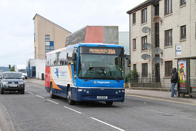 53321 inbound on A96 Great Northern Road
