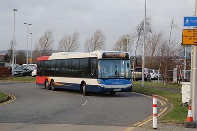 24003 looks odd at Ingliston