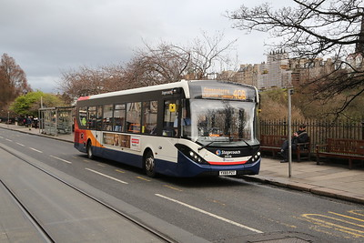 26018 is less usual on the 40 group services.   Had a hurl - perfectly pleasant vehicles!   The 40 is being withdrawn by Stagecoach as uneconomic in June 2017.