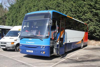 52666 PSU375 is a Jonckheere.   Probably a Volvo B10M or similar.