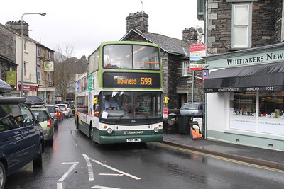 17015 arrives in Ambleside