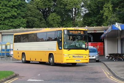 53334 looks rather splendid in Nairn