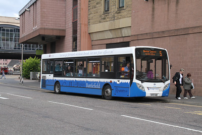 36066 on the frequent 5 on Academy Street, Inverness