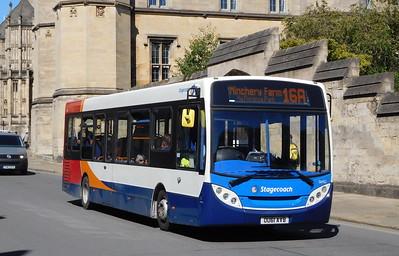 36452 - OU61AVB - Oxford (St. Aldate's)