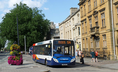 36454 - OU61AVD - Oxford (Magdelin St) - 27.8.13