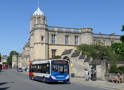 36766 - OU62BNF - Oxford (St Aldate's) - 27.8.13