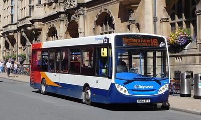 36769 - OU62BYV - Oxford (St. Aldate's)