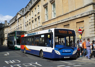 36454 - OU61AVD - Oxford (Magdelin St)
