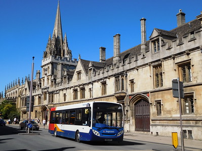 36770 - OU62BYY - Oxford (High St)