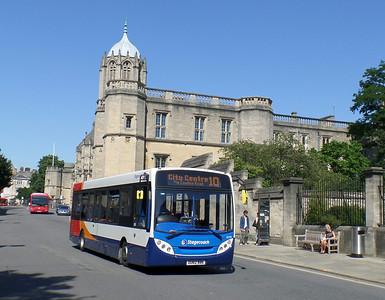 36760 - OU62BBE - Oxford (St Aldate's) - 27.8.13