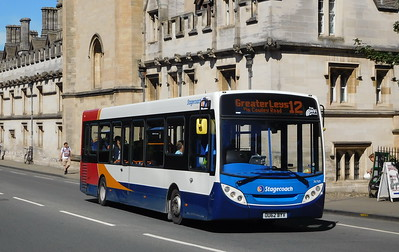 36769 - OU62BYV - Oxford (High St)