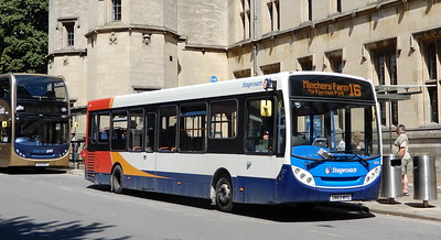 36933 - SN63MYG - Oxford (St. Aldate's)