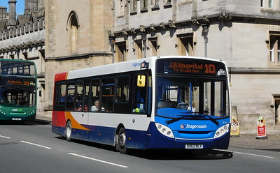 36765 - OU62BLV - Oxford (High St)
