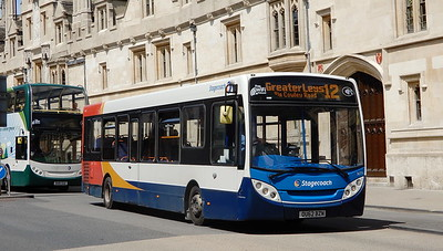36771 - OU62BZN - Oxford (High St)