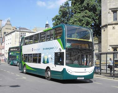 12021 - OU10GFK - Oxford (St Aldate's) - 19.8.11