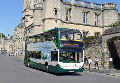 12014 - OU10GHD - Oxford (St Aldate's) - 27.8.13