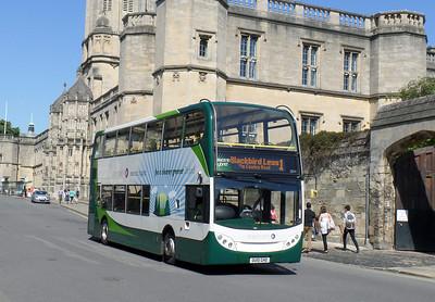 12014 - OU10GHD - Oxford (St Aldate's) - 27.8.13