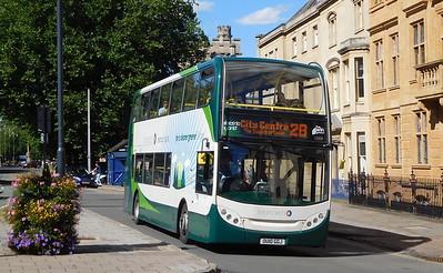 12004 - OU10GGJ - Oxford (Magdelin St. East)