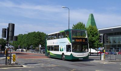 12023 - OU10GFV - Oxford (Park End St) - 27.8.13