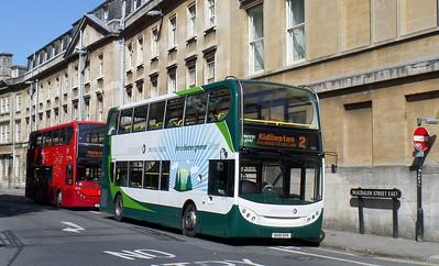 12021 - OU10GFK - Oxford (St Aldate's) - 27.8.13