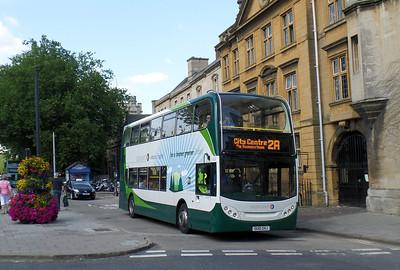 12018 - OU10GHJ - Oxford (Magdelin St) - 27.8.13