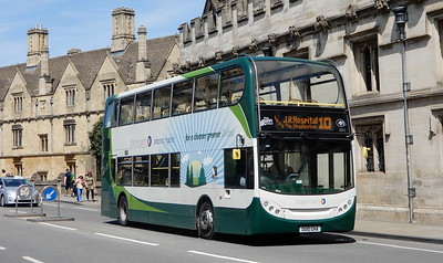 12012 - OU10GHA - Oxford (Magdalen College)