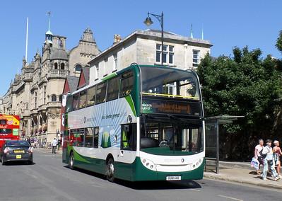 12002 - OU10GGE - Oxford (St Aldate's) - 27.8.13