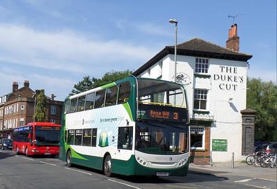 12003 - OU10GGF - Oxford (Park End St) - 27.8.13
