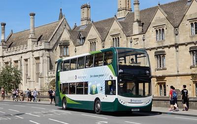 12010 - OU10GGY - Oxford (Magdalen College)