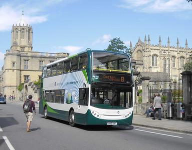 12015 - OU10GHF - Oxford (St Aldate's) - 19.8.11