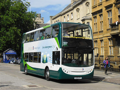 12025 - OU10GFY - Oxford (Magdelin St) - 19.8.11