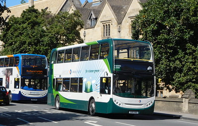 12011 - OU10GGZ - Oxford (High St)