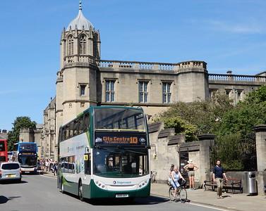 12010 - OU10GGY - Oxford (St. Aldate's)