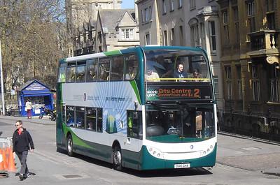 12012 - OU10GHA - Oxford (Magdelin St) - 1.4.12