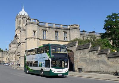 12003 - OU10GGF - Oxford (St Aldate's) - 27.8.13