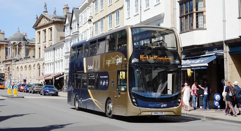 10780 - SN66VZB - Oxford (High St)