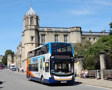 10437 - SK15HCZ - Oxford (St. Aldate's)