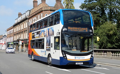 10432 - SK15HCO - Oxford (Park End St)