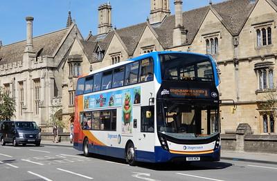 10431 - SK15HCN - Oxford (Magdalen College)
