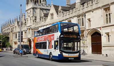 10433 - SK15HCP - Oxford (High St)