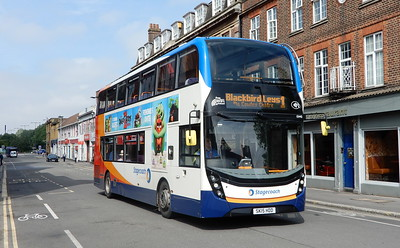 10440 - SK15HDD - Oxford (Park End St)