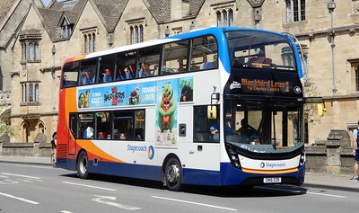 10679 - SN16OZB - Oxford (Magdalen College)