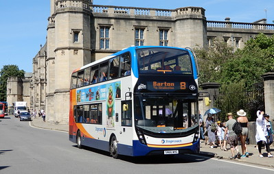 10687 - SN66WHG - Oxford (St. Aldate's)