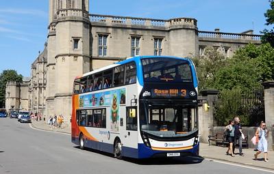 10675 - SN16OYX - Oxford (St. Aldate's)