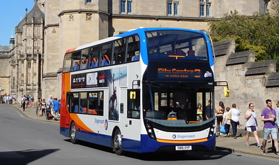 10668 - SN16OYP - Oxford (St. Aldate's)