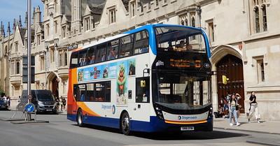 10674 - SN16OYW - Oxford (High St)