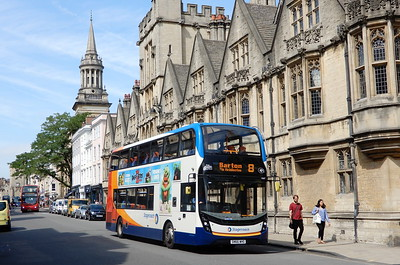 10687 - SN66WHG - Oxford (High St)