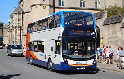 10669 - SN16OYR - Oxford (St. Aldate's)